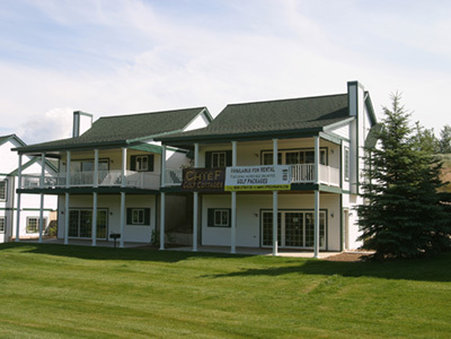 CHIEF GOLF COTTAGES
