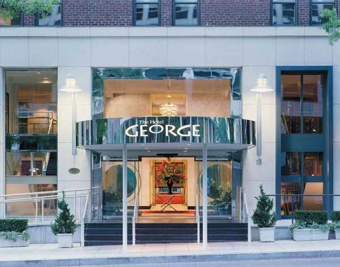 THE GEORGE A KIMPTON HTL