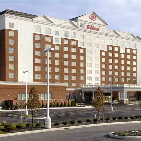 Hilton Columbus-Polaris