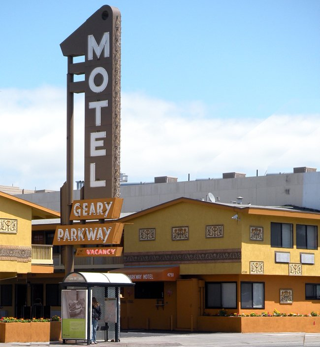Geary Parkway Motel