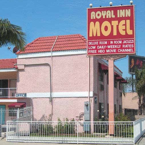 Royal Inn Motel Long Beach