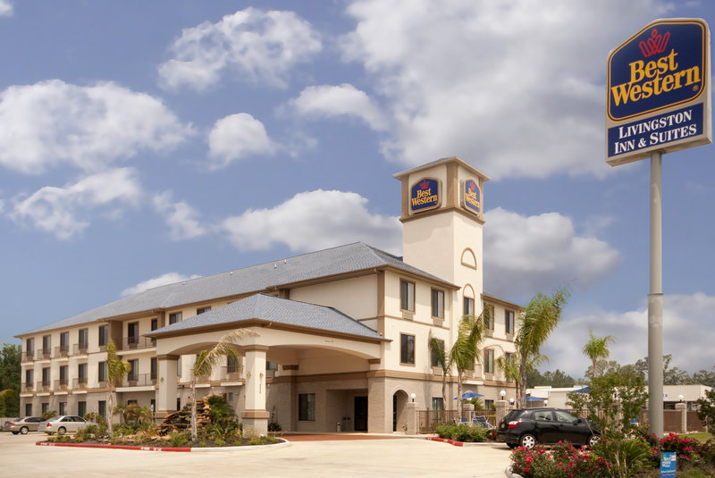 BEST WESTERN PLUS Livingston Inn & Suites