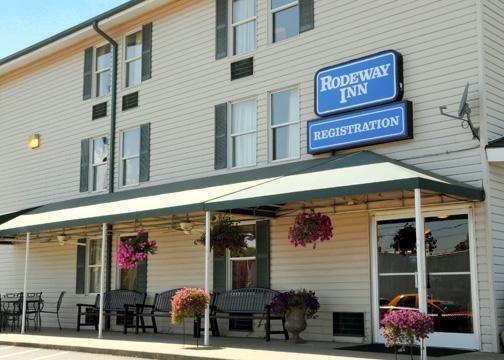 Rodeway Inn Asheville