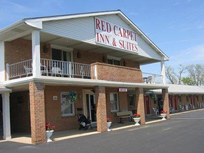 Red Carpet Inn & Suites Palmyra