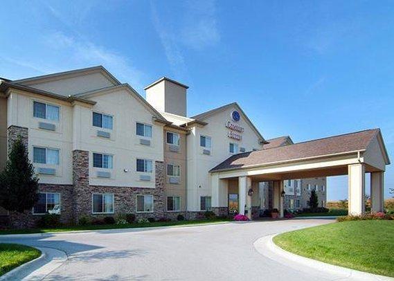 Comfort Suites Burlington