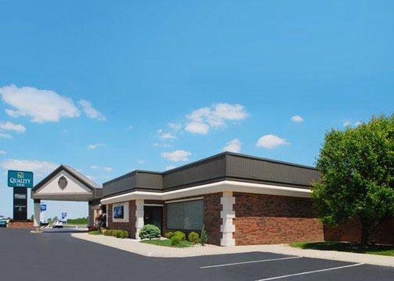 Quality Inn Crawfordsville