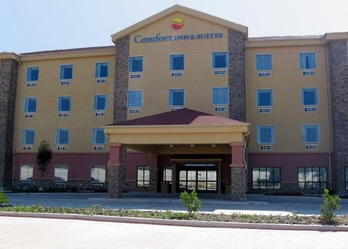 Comfort Inn & Suites Near The AT&T Center