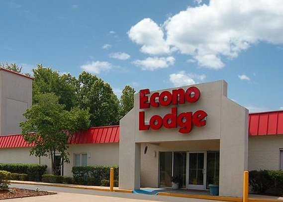 Econo Lodge Near Fredericksburg Battlefield