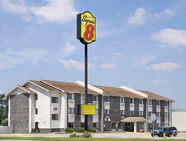 Super 8 by Wyndham Evansville East
