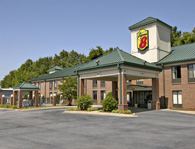 Super 8 Spartanburg/I-26 Exit 22
