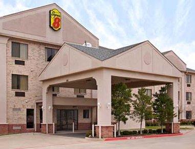 Super 8 Garland North Dallas Area