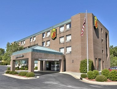 Super 8 by Wyndham Raleigh North East