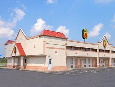 Super 8 Crawfordsville