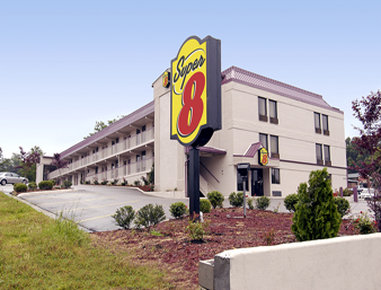 Super 8 by Wyndham Raleigh Downtown