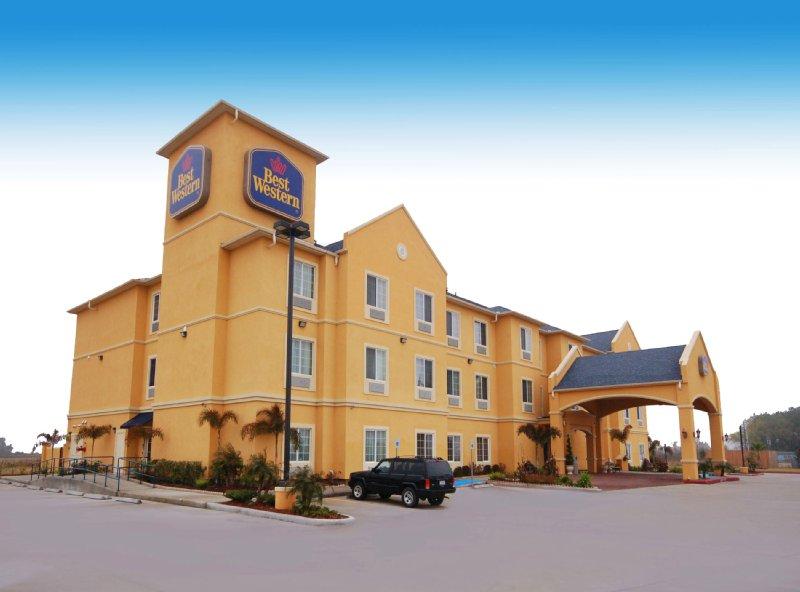 BEST WESTERN PLUS Manvel Inn & Suites