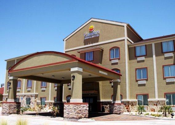 Comfort Inn & Suites Monahans