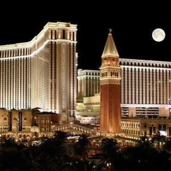 The Venetian Resort Hotel Casi