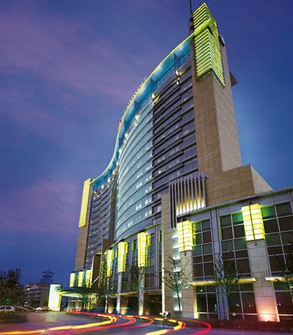 Renaissance Tianjin TEDA Convention Centre Hotel