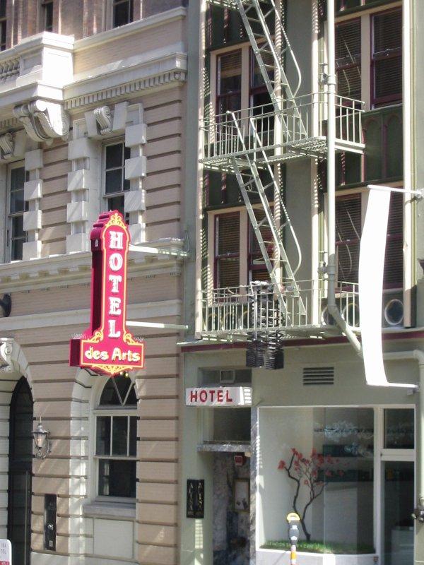 Hotel Des Arts
