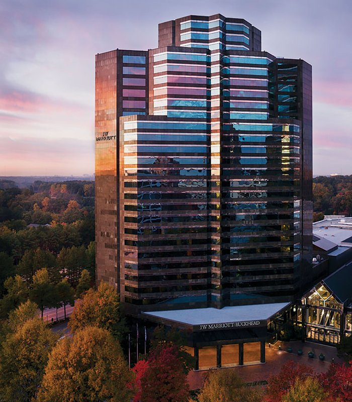 JW Marriott Atlanta Buckhead