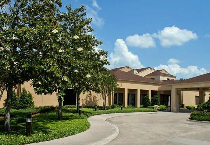 Courtyard Baton Rouge Acadian Thruway/LSU Area