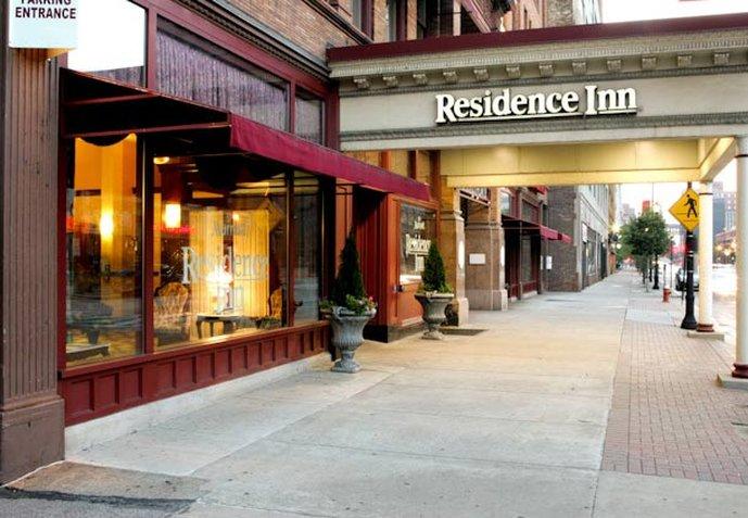 Residence Inn Cleveland Downtown