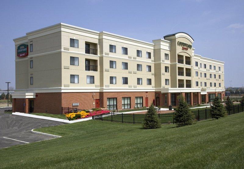 Courtyard by Marriott Dayton University of Dayton