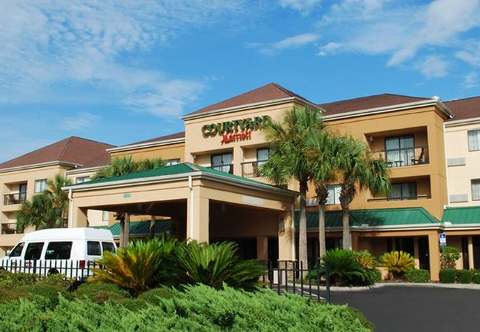 Courtyard Jacksonville Airport Northeast