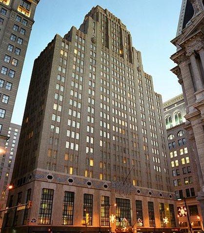 Philadelphia Center City Residence Inn by Marriott
