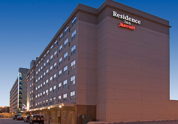 Residence Inn Rochester Mayo Clinic Area Rochester Minnesota
