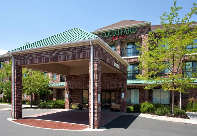 Courtyard by Marriott Salt Lake City Airport