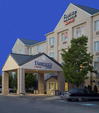Fairfield Inn & Suites by Marriott Chicago Southeast / Hammond
