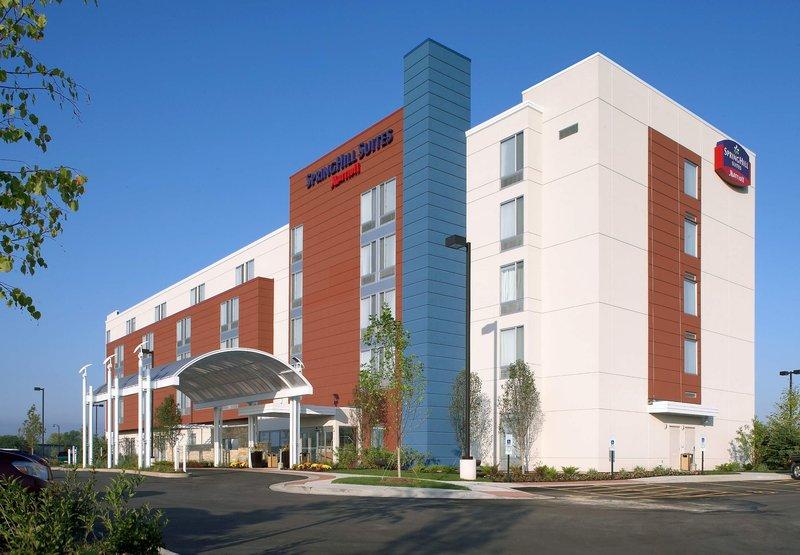 SpringHill Suites Chicago Waukegan/Gurnee
