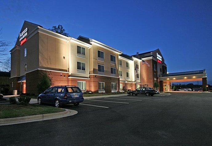 Fairfield Inn & Suites by Marriott Asheboro