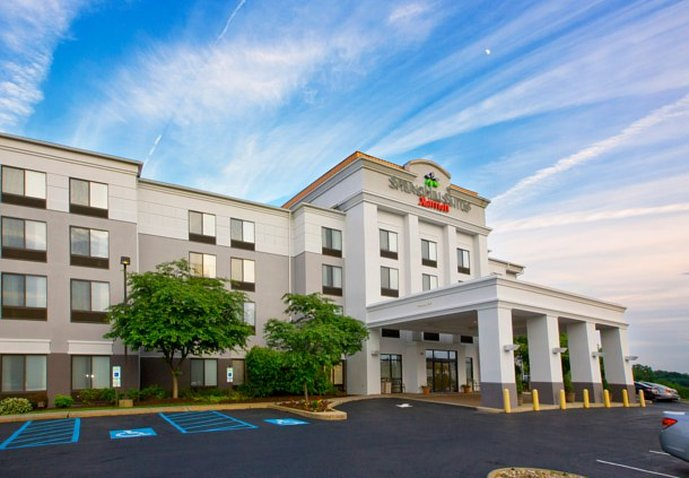 SpringHill Suites West Mifflin