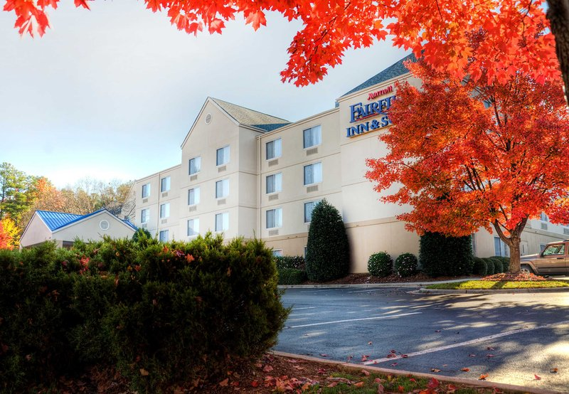 Fairfield Inn by Marriott Raleigh Crabtree