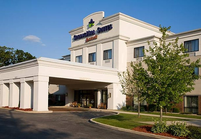 SpringHill Suites by Marriott Mishawaka University Area