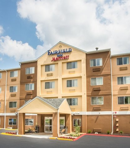Fairfield Inn & Suites Branson
