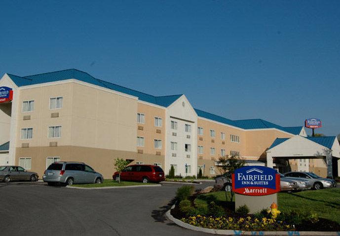 Fairfield Inn & Suites by Marriott Knoxville / East