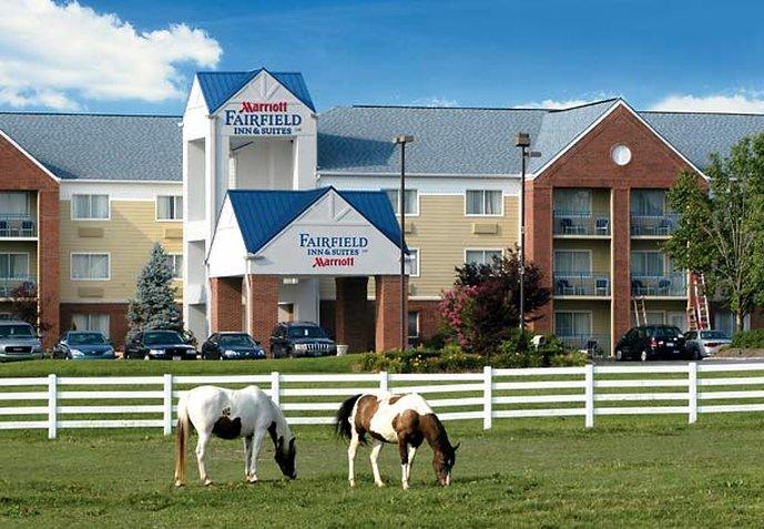 Fairfield Inn & Suites Pigeon Forge