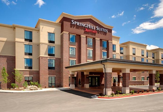 SpringHill Suites Rexburg
