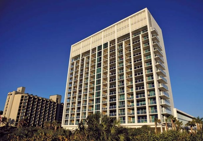 Marriotts Crystal Shores