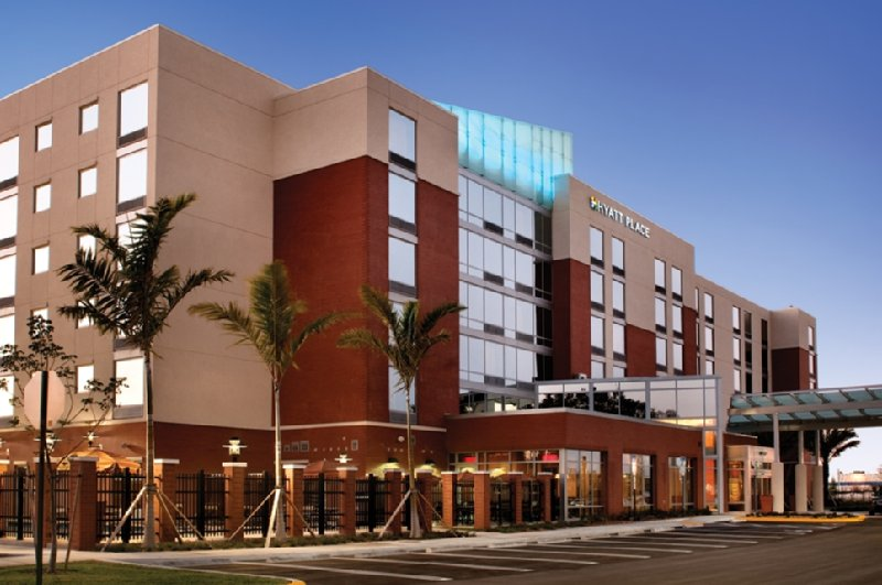 Hyatt Place Ft Lauderdale Airport Cruise