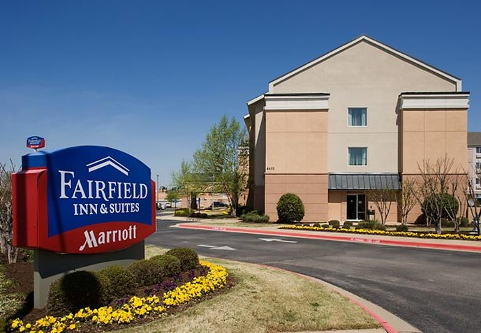 Fairfield Inn & Suites Bentonville Rogers