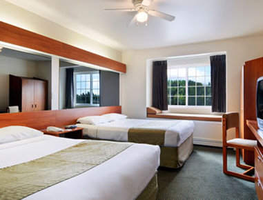 Microtel Inn & Suites by Wyndham Eagle River / Anchorage Area