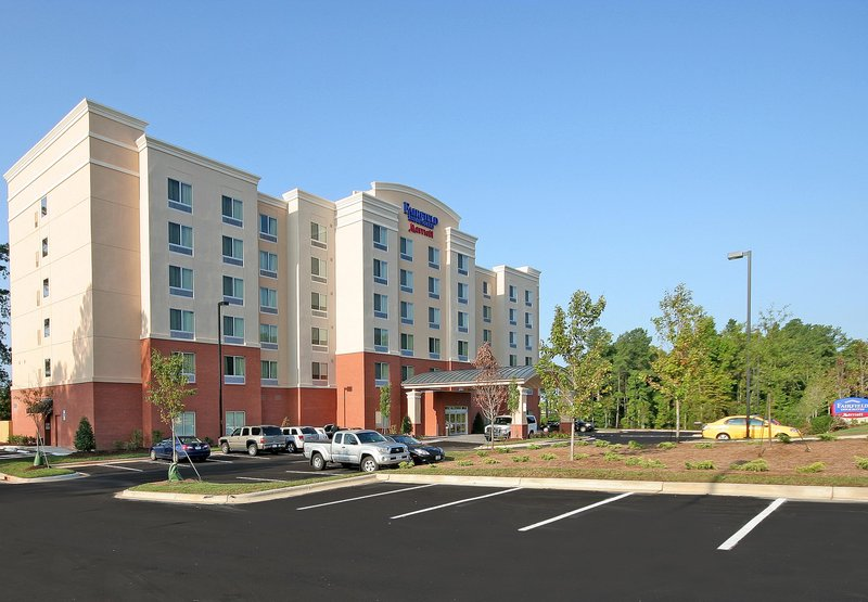 Fairfield Inn & Suites Raleigh Durham Airport / Brier Creek
