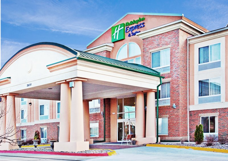 Holiday Inn Express & Suites AMES