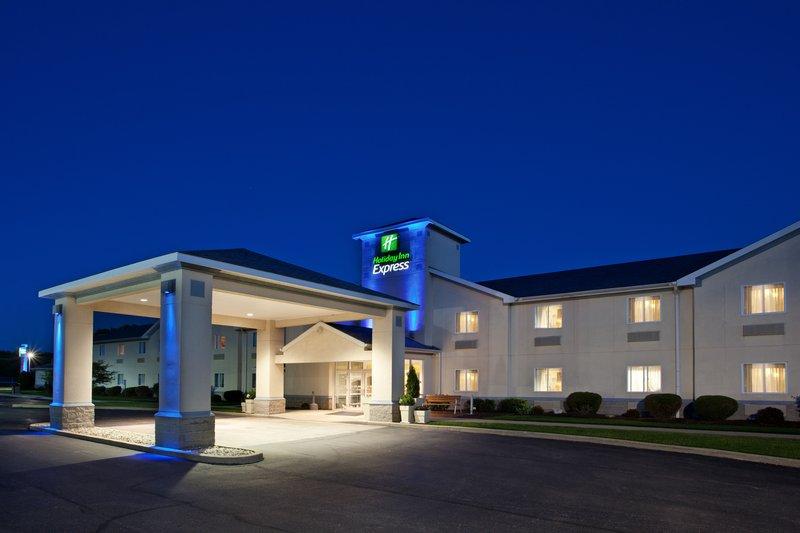 Holiday Inn Express Cleveland Vermilion
