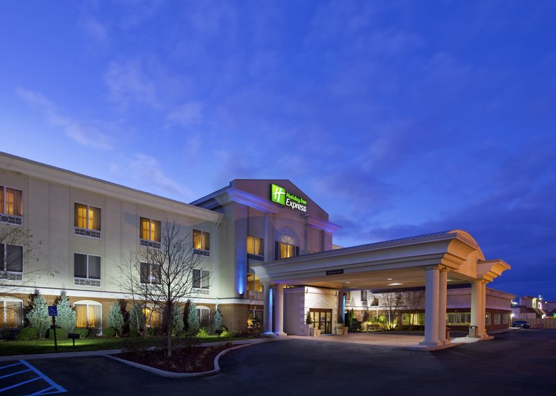 Holiday Inn Express Toledo Oregon
