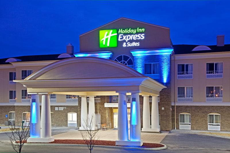 Holiday Inn Express Hotel & Suites Richwood Cincinnati South